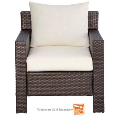 Beverly Patio Deep Seating Chair with Cushion Insert (Slipcovers Sold
