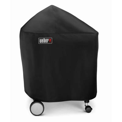 Weber Performer Silver 22-1/2 in. Premium Grill Cover