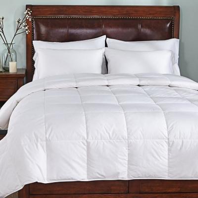 Light Warmth White Down Comforter