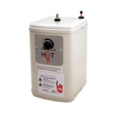 7 in. x 8 in. x 11 in. Under the Counter Instant Hot Water Tank Product Photo