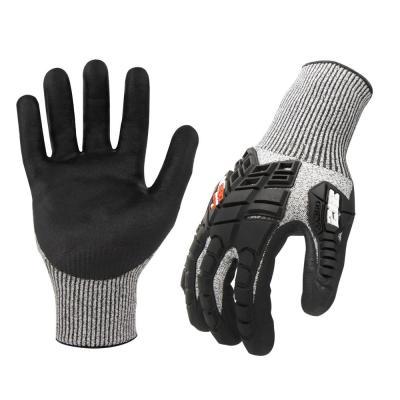 AX360 Impact Cut Resistant Work Gloves (EN Level 3, ANSI A2)
