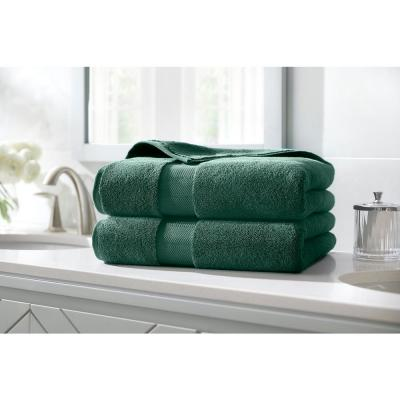 Plush Soft Cotton Bath Towel (Set of 2)