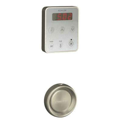 Fast-Response Steam Generator Control Kit in Vibrant Brushed Nickel