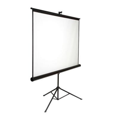 84 in. Portable Projection Screen Product Photo
