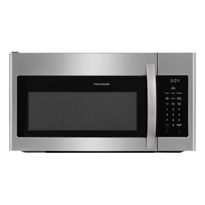 Frigidaire 30 in. 1.6 cu. ft. Over the Range Microwave in Silver Mist