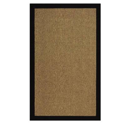 home decorators collection cove black natural 4 ft x 6 ft