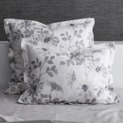 Patio Floral Linen Sham