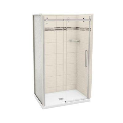 32 in. x 48 in. x 83.5 in. Direct-to-Stud Alcove Shower
