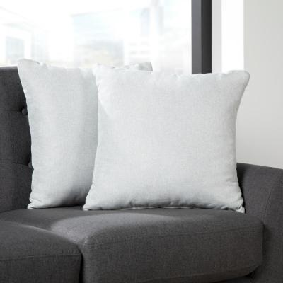 161 Collection Mid Century Modern 2-Pack 18 x 18 Accent Pillows (161-PIL01)
