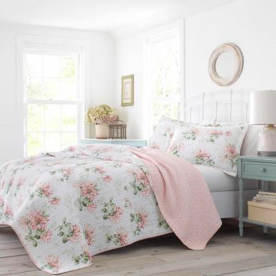 Honeysuckle Cotton Quilt Set