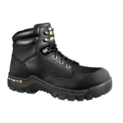 Men's Rugged Flex Waterproof 6'' Work Boots - Composite Toe
