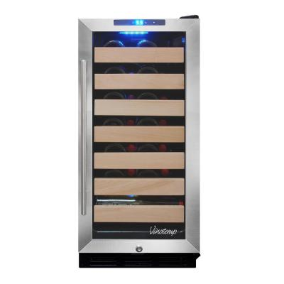Vinotemp 26-Bottle Built-In Wine Cooler-DISCONTINUED