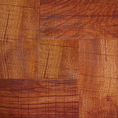 Deluxe 12 in. x 12 in. Redwood Solid Vinyl Tile (30 sq. ft. / case) Product Photo