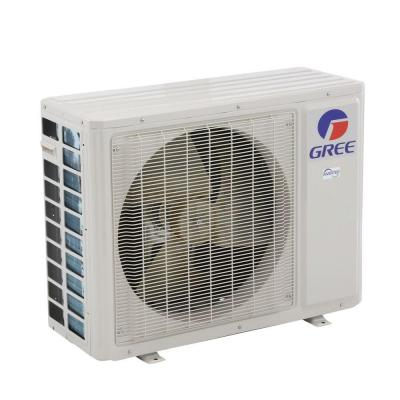 High Efficiency 18,000 BTU (1.5Ton) Ductless (Duct Free) Mini Split Air Conditioner with Inverter, Heat, Remote 208-230V Product Photo