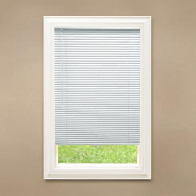 1 in. Blackout Cordless Vinyl Mini Blind