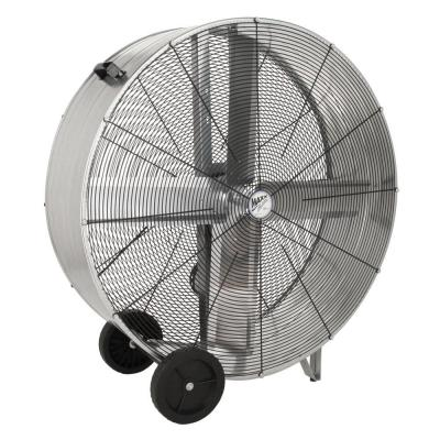 Ventamatic 42 in. 2 Speed Belt Drive Barrel or Drum Fan-DISCONTINUED