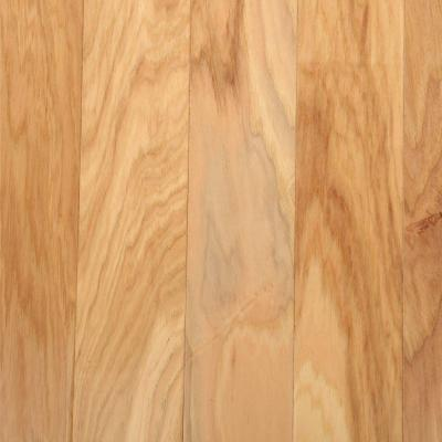 Hickory Rustic Natural 3/8 in. Thick x 3 in. Wide x