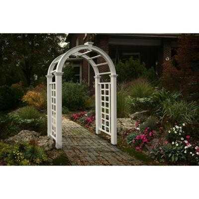 Nantucket Deluxe Arbor Product Photo