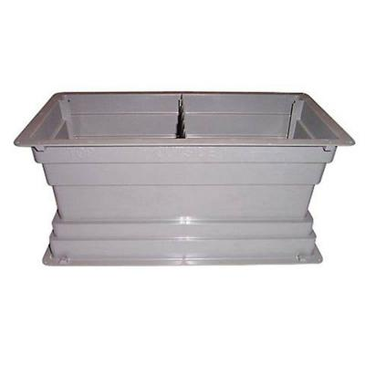 6 in. x 7 in. x 16 in. Found Block Vent Product Photo