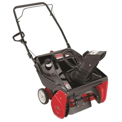 Yard Machines 21 in. 123 cc Single-Stage Gas Snow Blower
