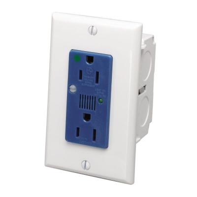 Leviton Structured Media J-Box Surge Receptacle Protective Kit R30-47605-ACS