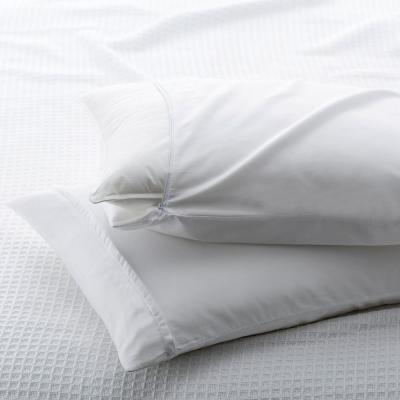 300-Thread Count Cotton Sateen Pillow Protector