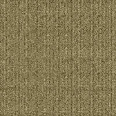 First Impressions Taupe Ribbed Texture 24 in. x 24 in. Carpet Tile (15 Tiles/Case) Product Photo