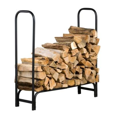 Pleasant Hearth 4 ft. Firewood Rack-DISCONTINUED