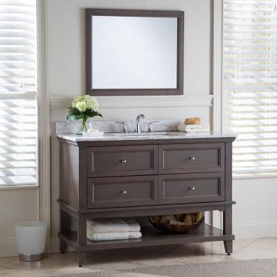 home decorators collection teasian 49 in. w x 22 in. d vanity in