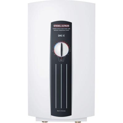 DHC-E 12 12.0 kW 2.34 GPM Point-of-Use Tankless Electric Water Heater Product Photo