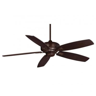 Riedern 52 in. Espresso Indoor Ceiling Fan