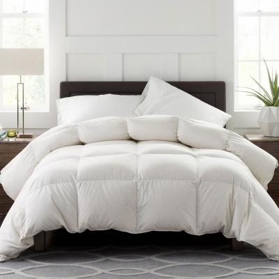 Legends® Luxury Geneva Hungarian White Goose Down Baffled Comforter