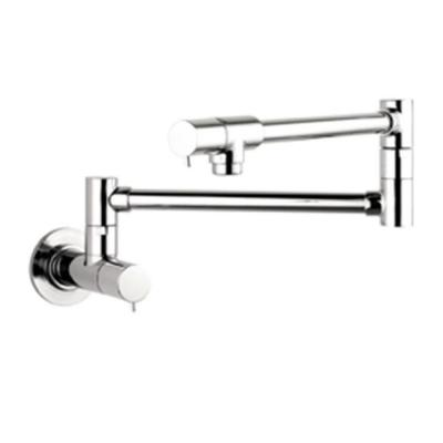 Hansgrohe Talis Wall Mounted Potfiller in Chrome