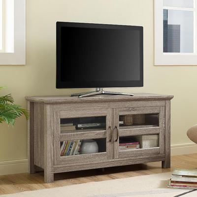 Walker Edison Furniture Company Beverly Driftwood Entertainment Center