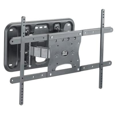 CE TECH Ultra Slim Full Motion Flat Panel TV Wall Mount for 26 in. - 72 in. TVs