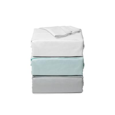 Hotel Solid 1800-Thread Count Cotton Sheet Set