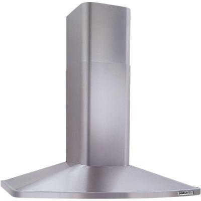 Elite RM52000 30 in. Convertible Range Hood in Stainless Steel