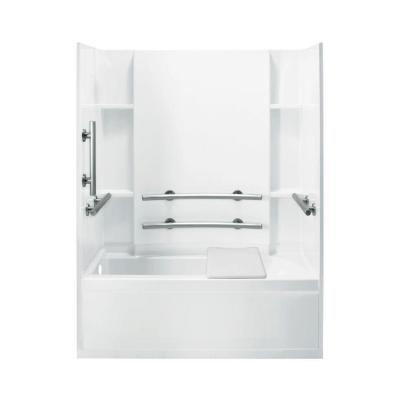 Accord 32 in. x 60 in. x 74 in. Shower Kit