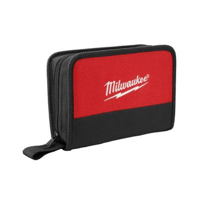 Milwaukee Test and Measurement Zippered Accessory Case