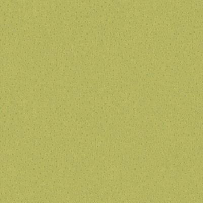 The Wallpaper Company 56 sq. ft. Citron Ostrich Leather Looking Wallpaper-DISCONTINUED