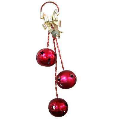 null 7 in. L Hanging Bells Ornament