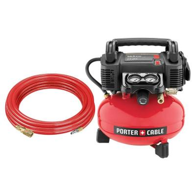 Porter-Cable 4 Gal. Portable Electric Air Compressor