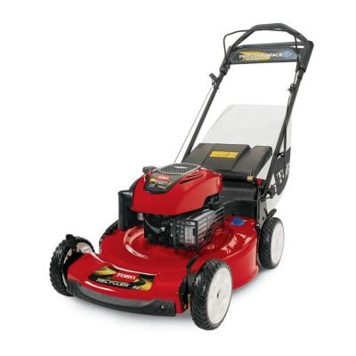 Toro Lawn Mower. Personal Pace Recycler 22 in. Variable Speed Self-Propelled Gas Lawn Mower - California Compliant