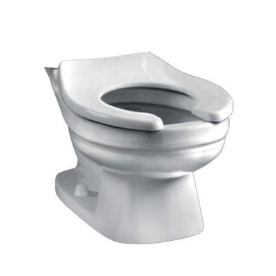 American Standard Baby Devoro Round Front Toilet Bowl Only