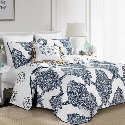 Batik Quilt Set
