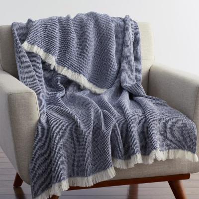 Ellington Cotton Throw Blanket