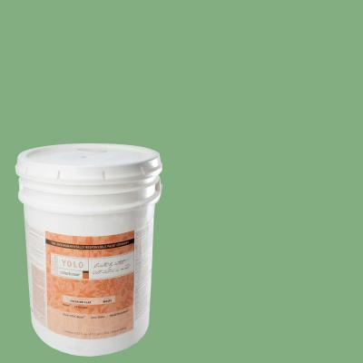 YOLO Colorhouse 5-gal. Thrive .05 Flat Interior Paint-DISCONTINUED