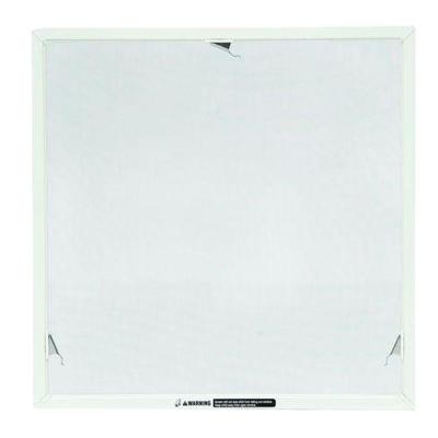 Andersen TruScene 20-5/32 in. x 20-5/32 in. White Awning Insect Screen