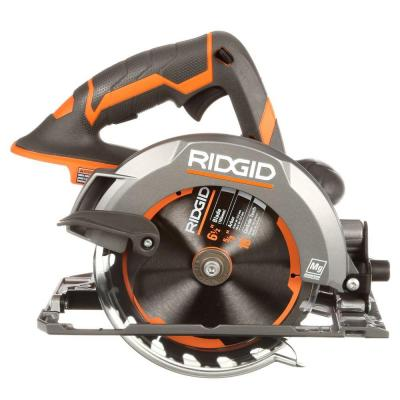 RIDGID X4 18-Volt Cordless Circular Saw Console (Tool Only)