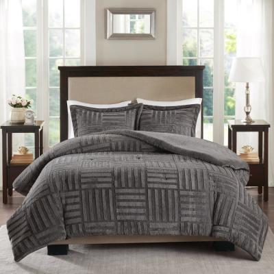 Polar Fur Down Alternative Comforter Set